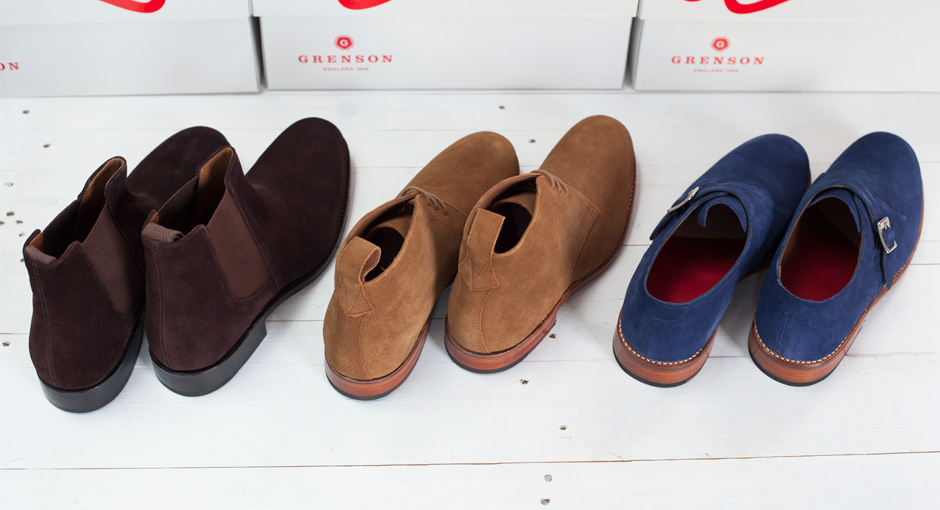 Grenson Spring / Summer 2015 Collection