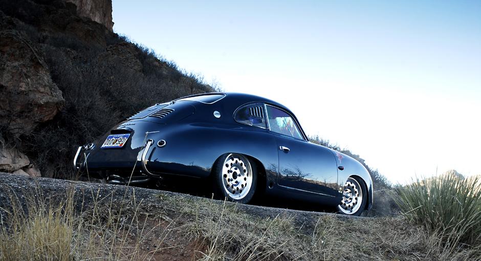 The Porsche 356 Outlaw