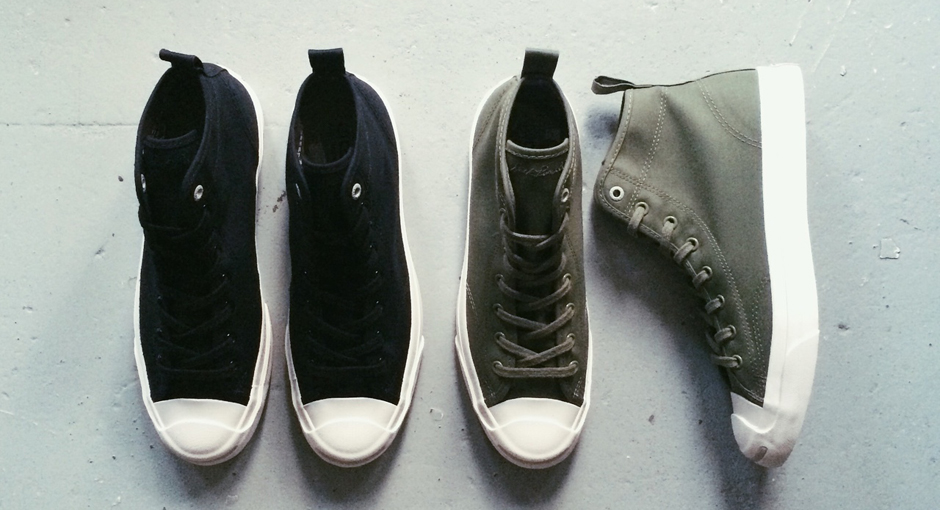 Introducing Sneakers from Jack Purcell