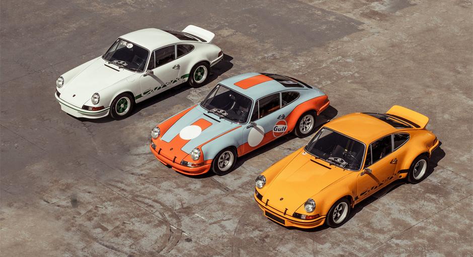 Porsche 911 2.7 RS | A Fast Appreciating Classic
