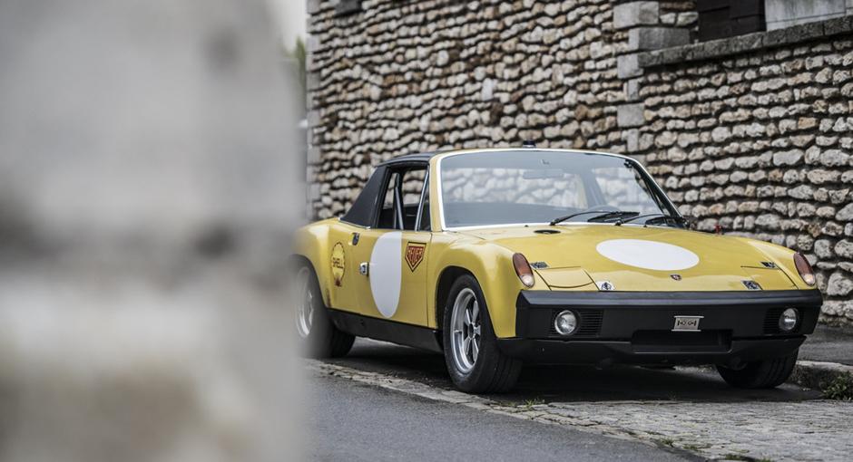 The Porsche 914/6 GT - A Forgotten Racecar