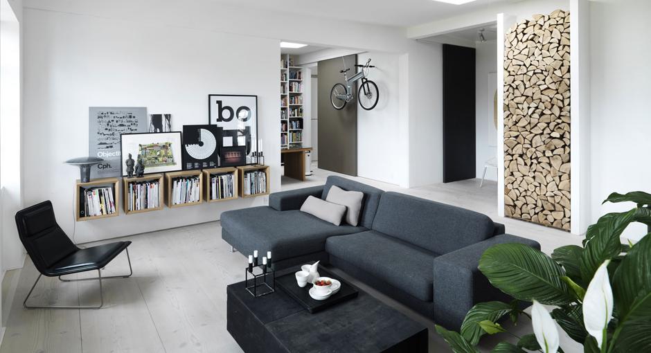 Scandinavian Designer Living