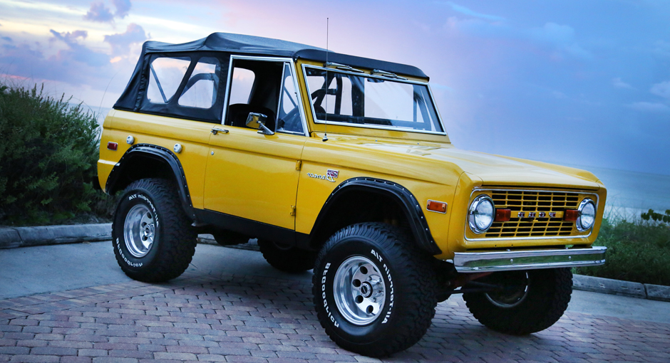 70's ICON | The Classic Ford Bronco