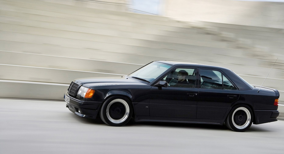 The Mercedes 300e Amg Hammer