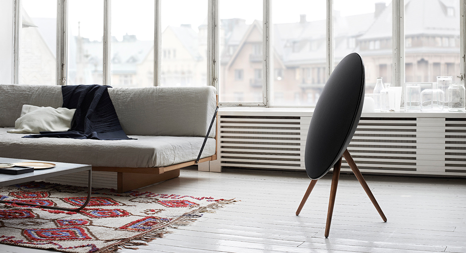 The New Beoplay A9 From Bang Amp Olufsen