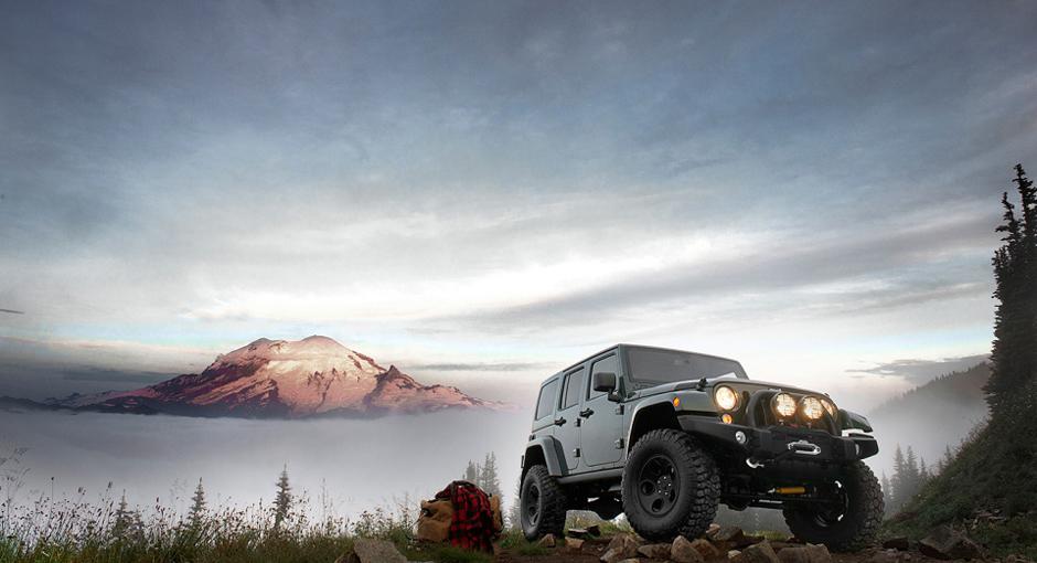 Filson Edition AEV Jeep Wrangler