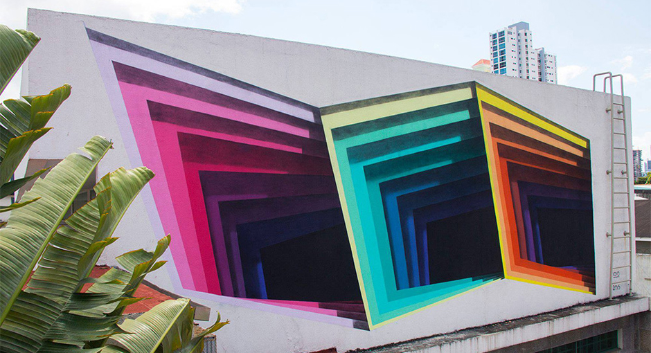 Hidden Colour Portals by 1010