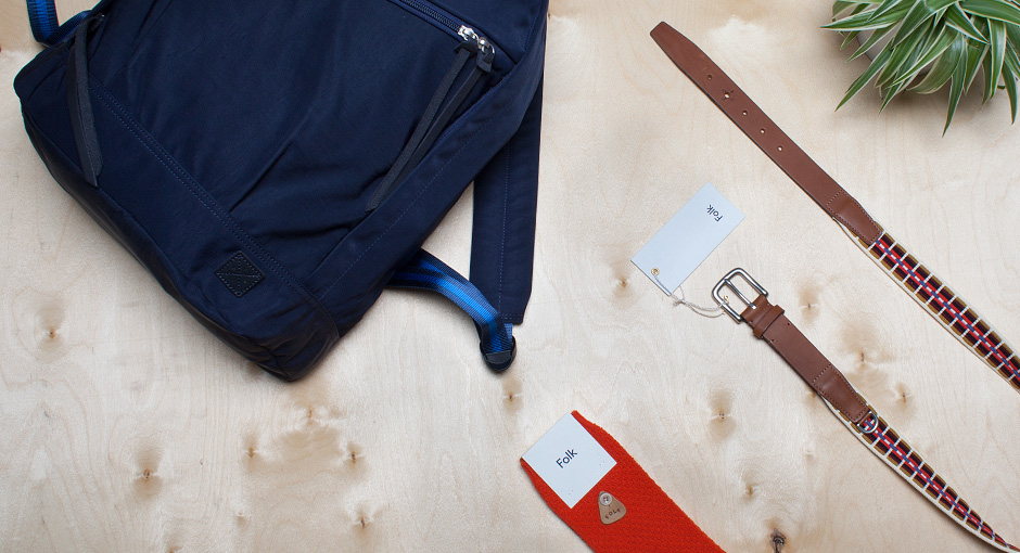Folk Clothing SS15 Accessories