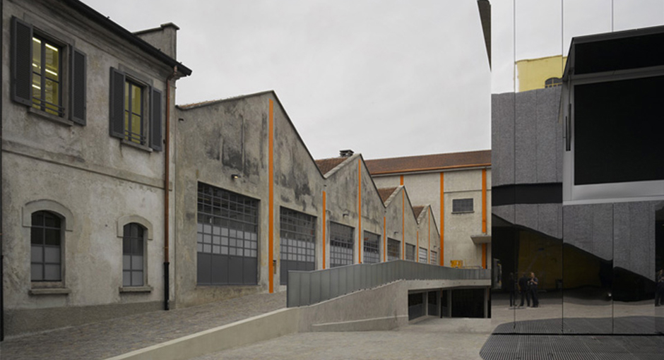 OMA-Designed Fondazione Prada Campus
