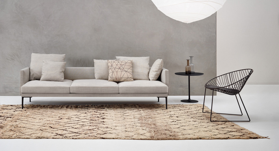 Modular Sofa System By Jean Marie Massaud