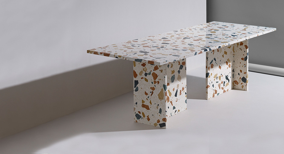 Synthetic Marble Furniture by Max Lamb & Dzek