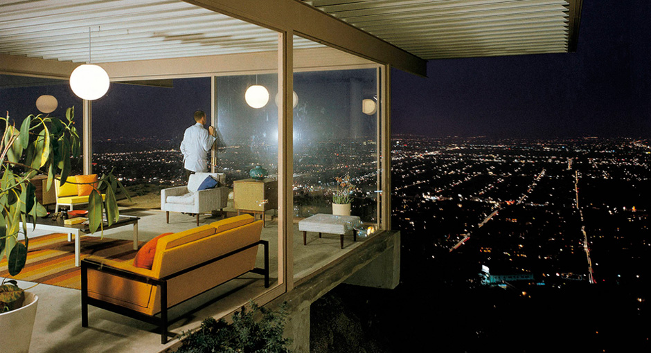 Julius Shulman Modernist Architecture Photography