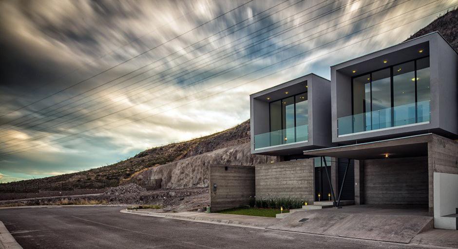 Pedregal House by Garza Iga Arquitectos