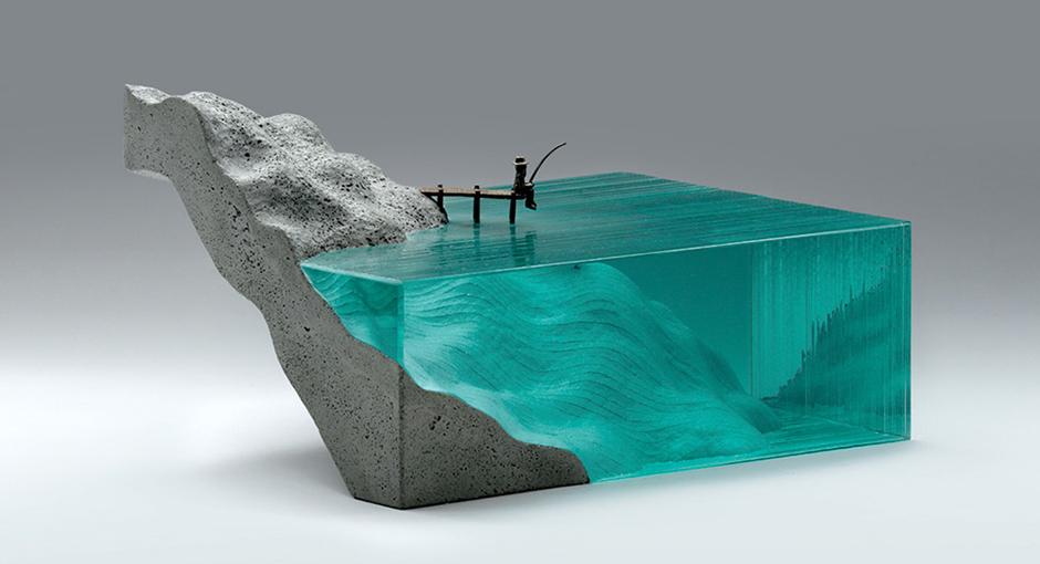 Broken Liquid by Ben Young