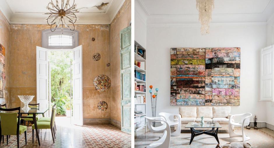 Havana Modern: The Cuban Home Renovation