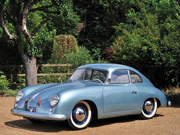 1953 Porsche 356 1500 Coupe By Reutter Opumo Magazine