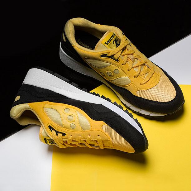 Saucony-Yellow