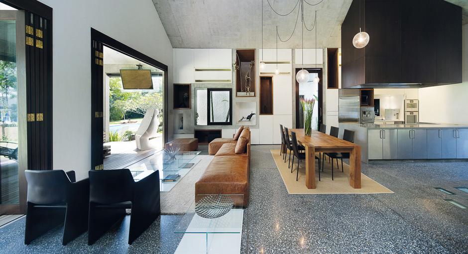 9 Leedon Park by ipli Architects