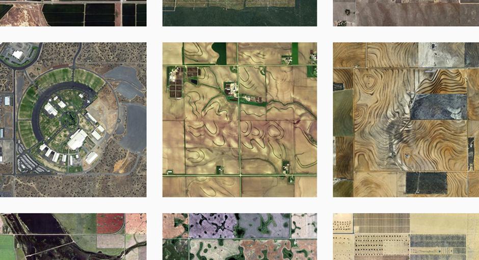 Jefferson Grid Aerial Shots
