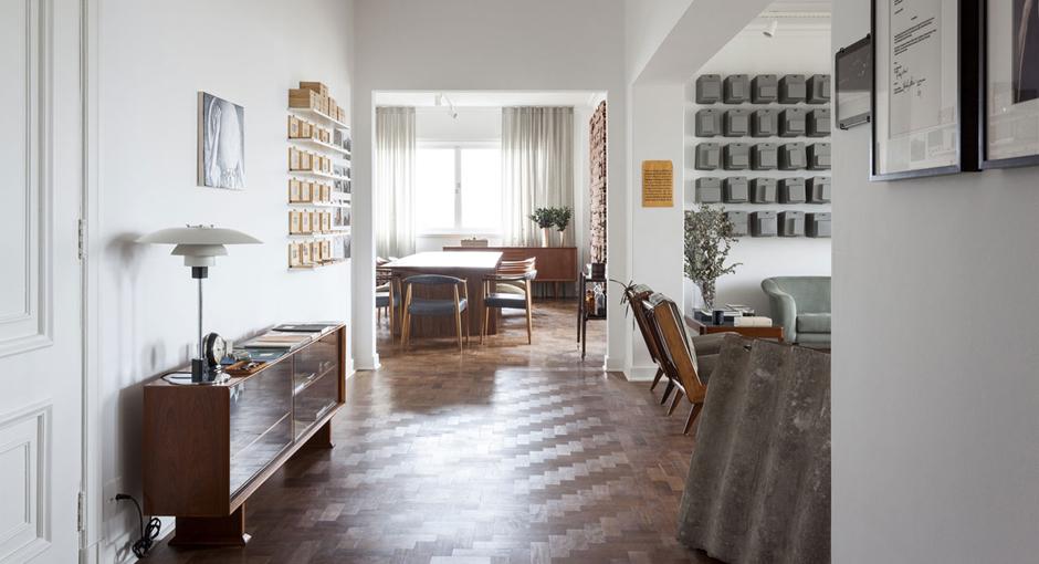 São Tomás Apartment by Felipe Hess