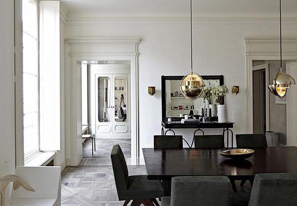 Parisian Apartment By Joseph Dirand