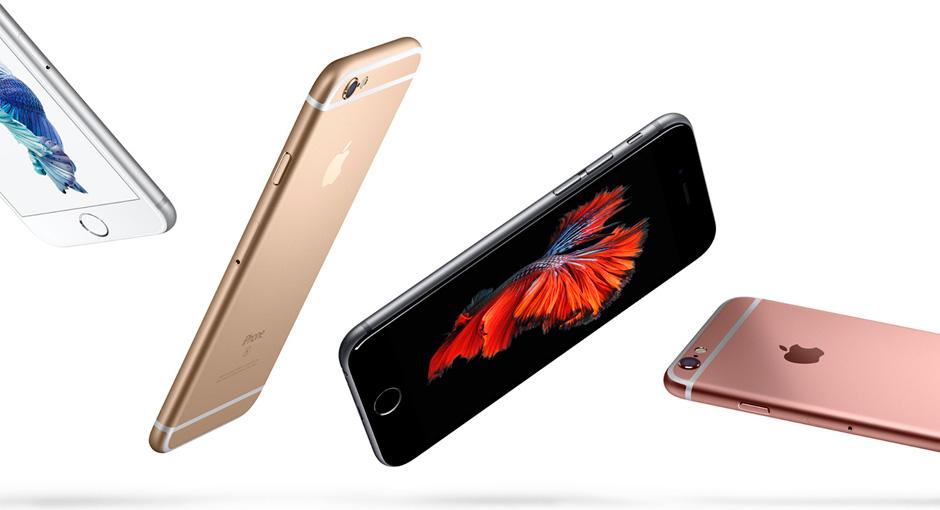 Apple unveil the iPhone 6s & 6s Plus