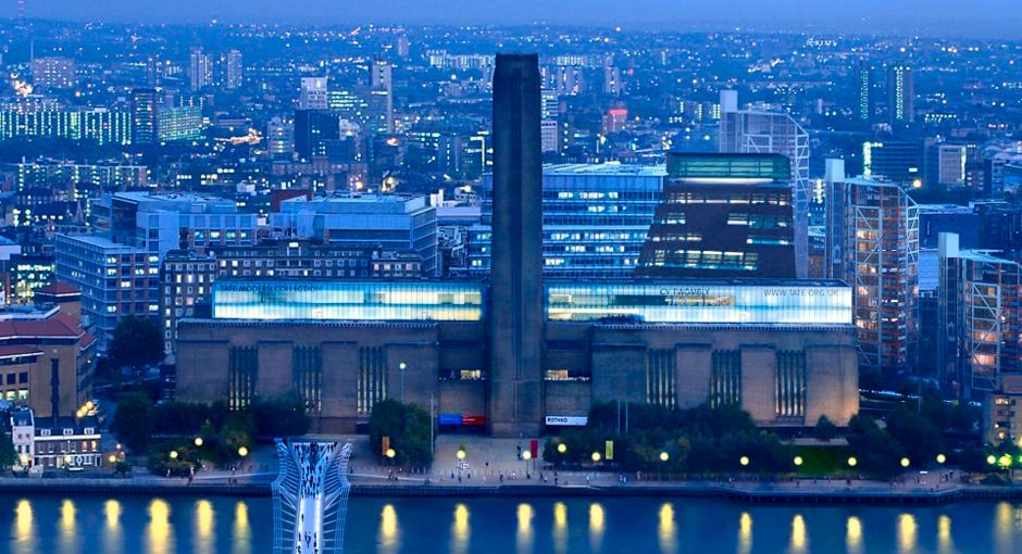 Herzog & de Meuron's Tate Modern Expansion