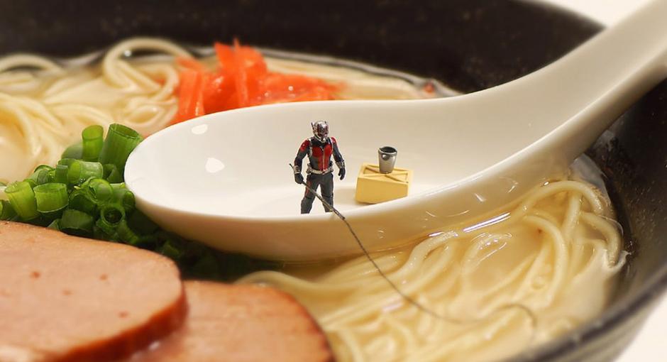 Tatsuya Tanaka Miniature Scenes Calendar II