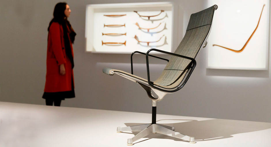 The Charles and Ray Eames Exhibition