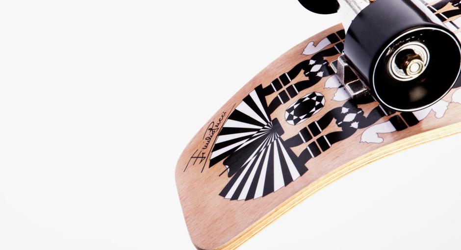 Emilio Pucci Skateboards