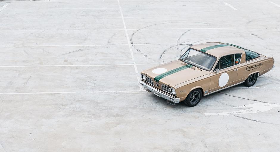1966 Plymouth Barracuda by Deus Ex Machina