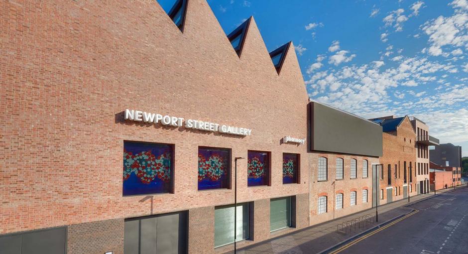 Newport Street Gallery by Damien Hirst
