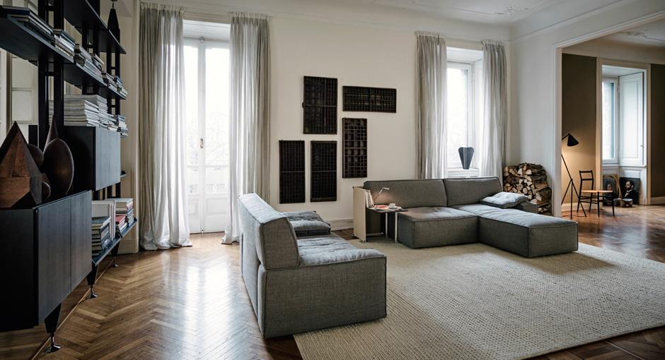 Sofa Lounger by Philippe Starck