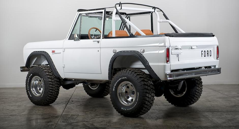 The Ford Bronco By Custom Ford Broncos Opumo Magazine
