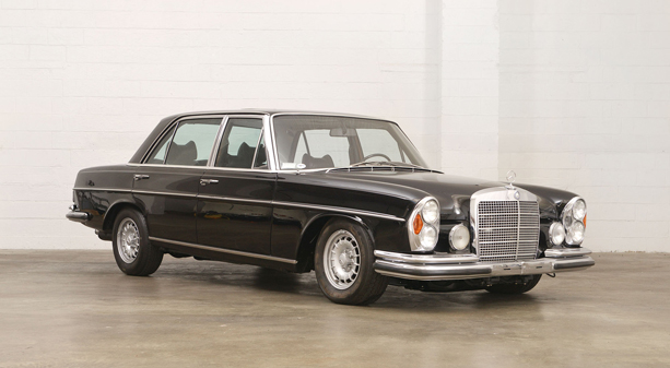 The 1972 Mercedes-Benz 300 SEL