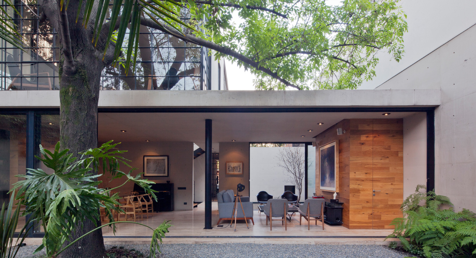 A Music Studio Like No Other: The Hill Studio House by CCA