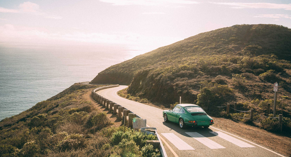 Porsche Photography by Vincent Perraud