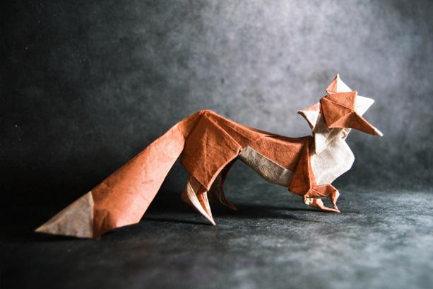 Origami Creations By Gonzalo Garcia Calvo Opumo Magazine