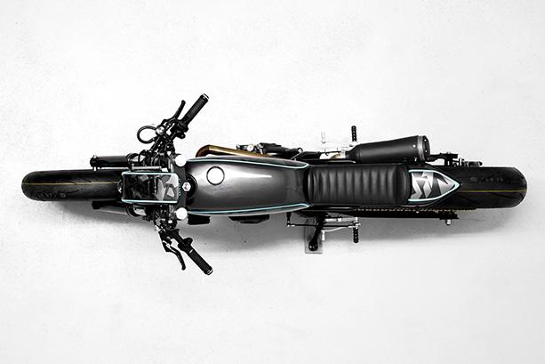 Suzuki DR650 by Diamond Atelier - OPUMO Magazine