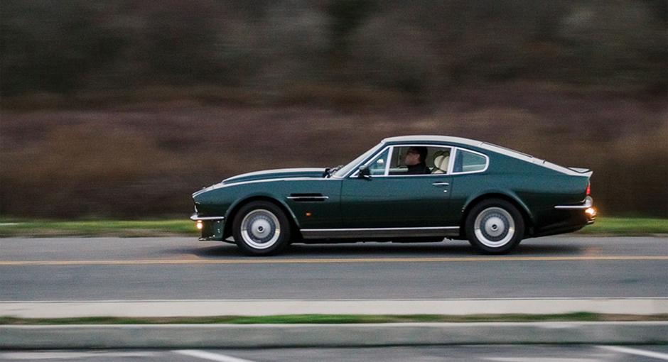 1987 Aston Martin V8 Vantage X Pack Opumo Magazine