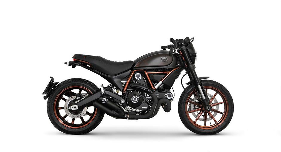 The Italian Independent Ducati Scrambler