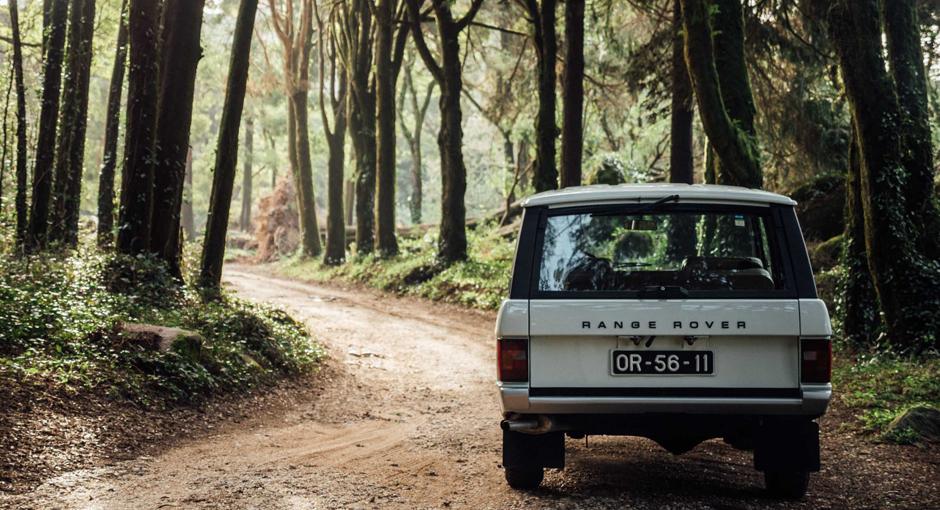 1977 Range Rover 3.5 V8