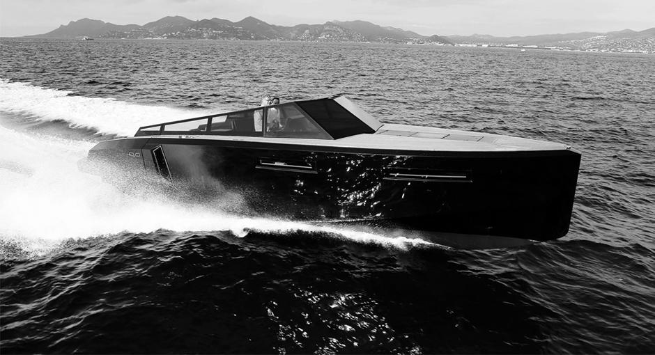 Evo 43 Speedboat by Blue Martin Yachts