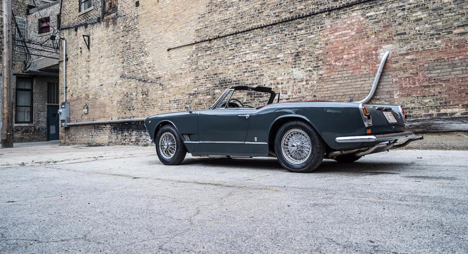 1960 Maserati 3500GT Spyder