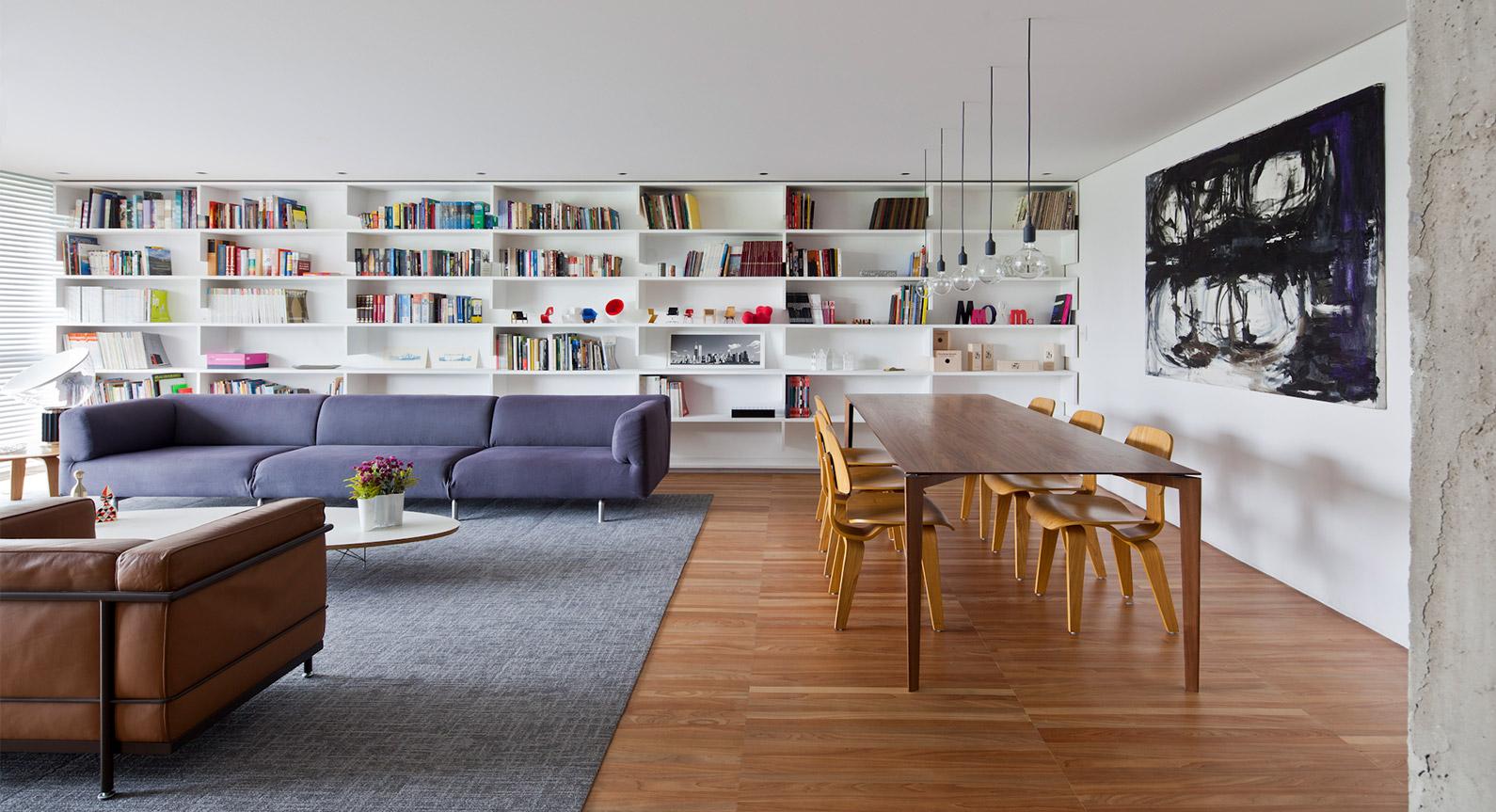 Couto Arquitetura Rebuild An Icon To Create The Gravata Apartment