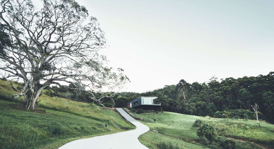 Stealth House by Teeland Architects