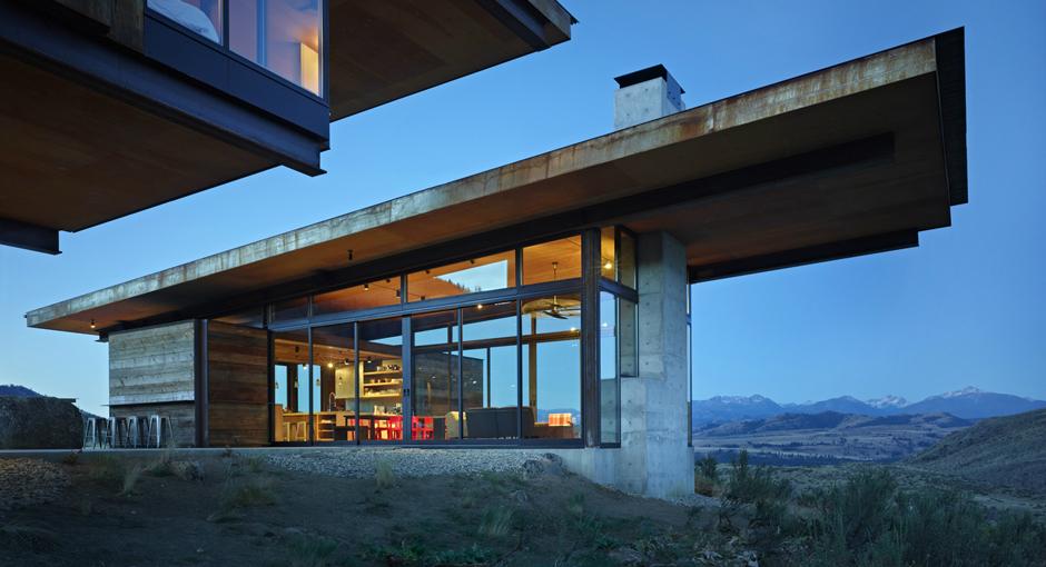 Studhorse House by Olson Kundig