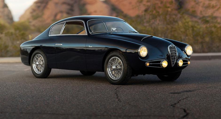 1955 Alfa Romeo 1900C SS Berlinetta