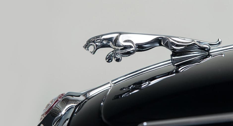 1960 Jaguar Mark II Sedan