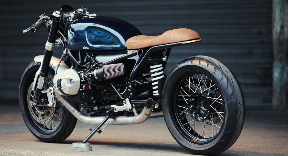 BMW R nineT by Clutch Custom Motorcycles